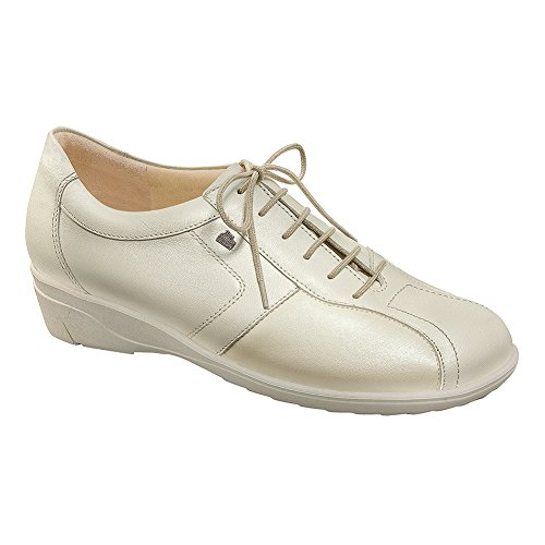 Finn Comfort Ostende Damesmode Sneakers Shell Perlato