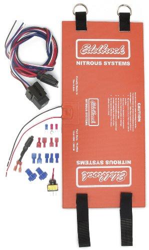 Edelbrock 72700 Nitrous Bottle Heater
