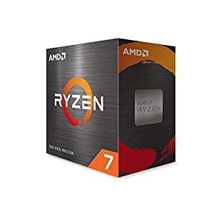 AMD Ryzen 7 5800X Box 8 CORES SOCKET AM4
