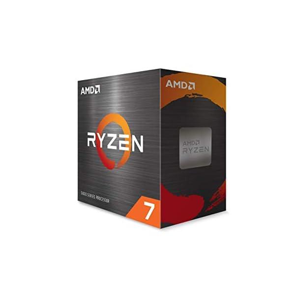 AMD Ryzen 7 5800X Box 8 CORES SOCKET AM4