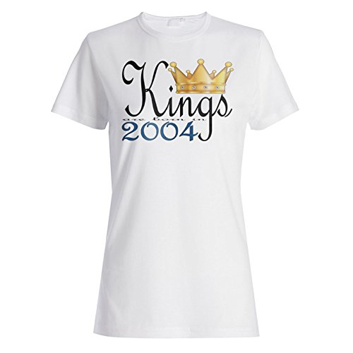König sind im Jahr 2004 geboren Damen T-shirt b940f