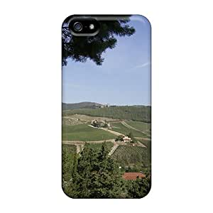 Durable Case For The Iphone 5/5s- Eco-friendly Retail Packaging(tuscan Beauty)