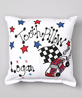 Cheerleader Tooth Fairy Pillow with Tooth Fairy Dust