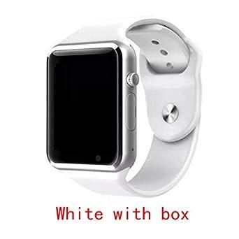 NAIKU A1 - Reloj Inteligente con pasómetro, cámara de Fotos ...