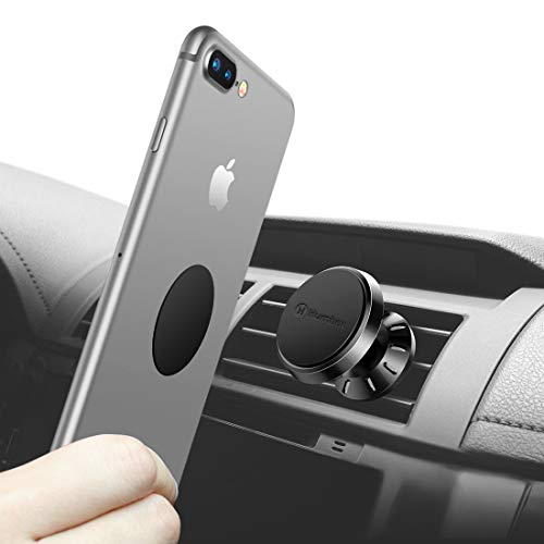 Humixx Magnetic Phone Holder for Car, 360° Adjustable Car Air Vent Freshener Holder Car Mount and Fragrance for iPhone 8 8 Plus 7 7 Plus,Samsung S7 S8, HTC, LG, ZTE