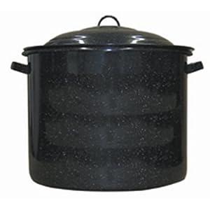 Granite Ware Stock Pot, 21-Quart