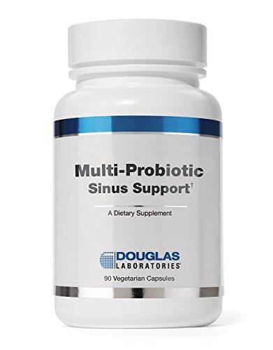Douglas Laboratories - Multi-Probiotic Sinus Support* -Probiotics and Prebiotics with Additional Respiratory Support - 90 Capsules