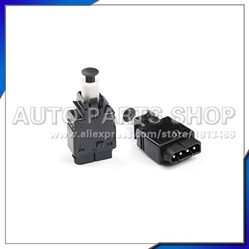 Fincos ! Brake Light Switch for BMW 3 E30/E36 5 E34 Z3 60318360417/61311382385 - Light E30 Switch Brake