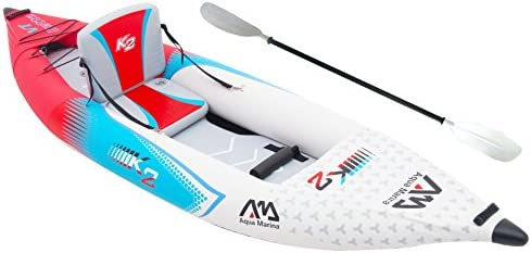 Amazon.com : Aqua Marina Betta VT-312 Kayak Inflatable Kayak, : Sports & Outdoors