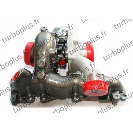 Turbo Opel Zafira B 1.9 CDTI 150 CV 755046, 454216, 717625: Amazon.es: Coche y moto