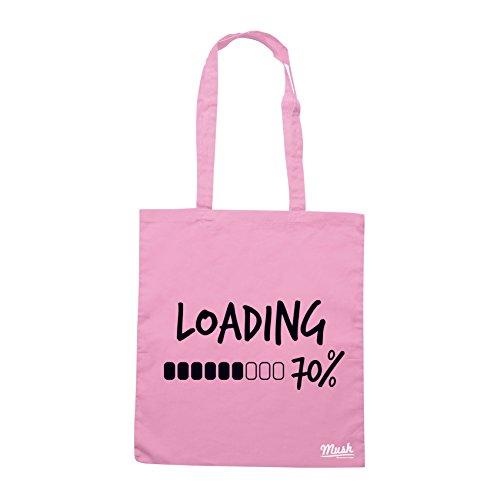Borsa LOADING BABY - PANCIA - Rosa - MUSH by Mush Dress Your Style