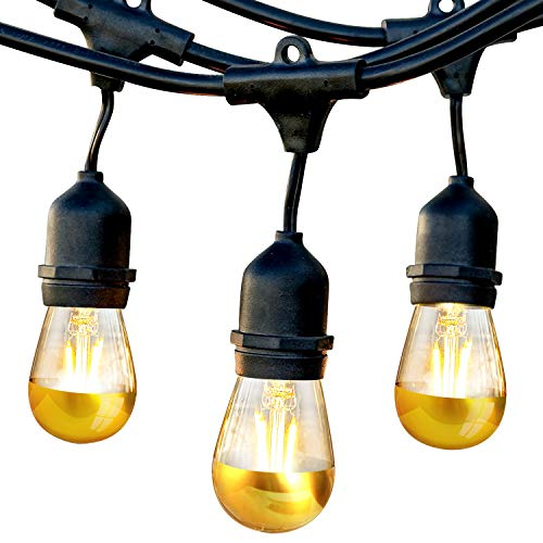Brightech Ambience Pro Gold Tip String Lights