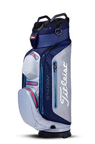(Titleist Golf- Ladies StaDry Deluxe Cart Bag)