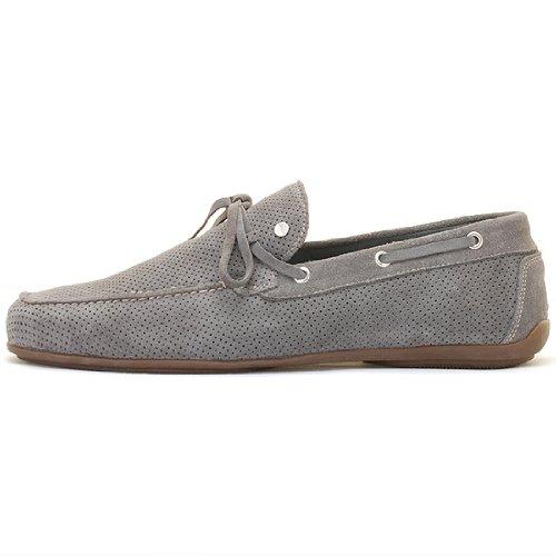 Calvin Klein - Mocasines para hombre blanco blanco, color blanco, talla 44: Amazon.es: Zapatos y complementos