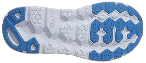 Hoka Clifton 3 Womens Zapatillas Para Correr - SS17 Amarillo (Citrus/blue Jewel)
