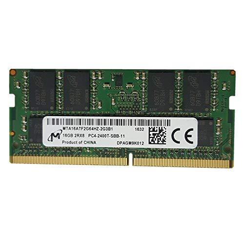 16GB (1x16GB) Micron MTA16ATF2G64HZ-2G3B1 DDR4 2400 260-Pin Sodimm Laptop Memory ()