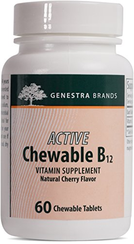 Genestra Brands Chewable Vitamin Tablets