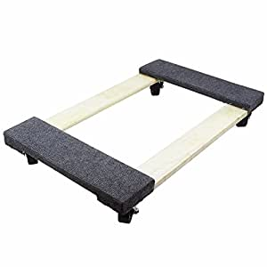 1pc furniture moving mover handle dolly swivel casters. Black Bedroom Furniture Sets. Home Design Ideas