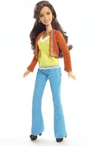 Gabriella Fashion Doll (High School Musical Gabriella Doll)