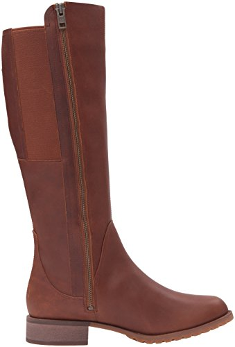 Women's WP Forty Medium Tall Wheat Shaft Timberland Boot Riding Banfield gwfdgX