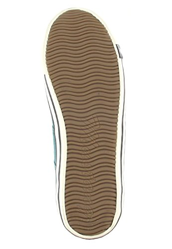 Mustang  - Zapatillas para mujer,  color türkis, talla 45