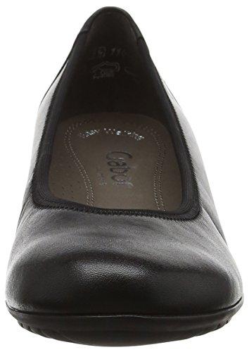 Gabor Ballerine Comfort Nero Sport 57 Donna Schwarz OB7HvO6