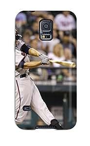 5619841K888454722 minnesota twins MLB Sports & Colleges best Samsung Galaxy S5 cases