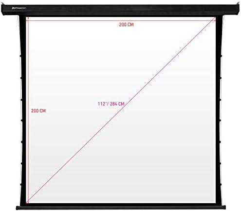 Phoenix Technologies - Pantalla de proyección eléctrica Tensionada ...