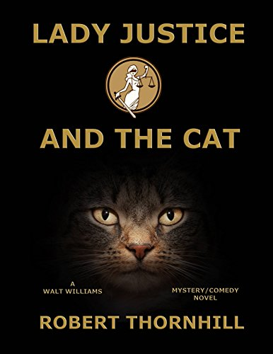 Lady Justice and the Cat cover