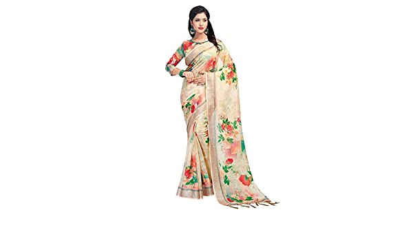 Maroon Floral Printed Party Wear Bollywood Saree Designer Sari