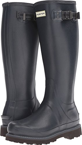 Hunter Women's Balmoral Navy/Peppercorn 7 M