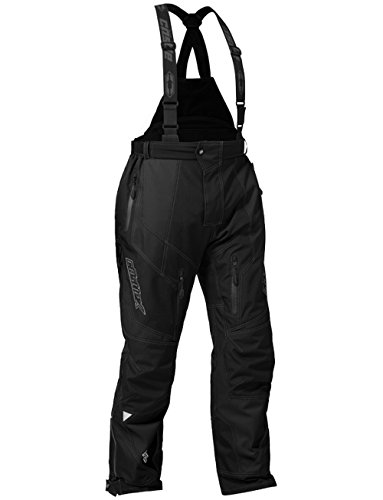 Castle X Fuel G6 Men's Snowmobile Pants Black - Snow Apparel Castle