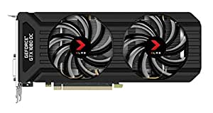 PNY NVIDIA GeForce GTX 1080 8GB XLR8 Gaming Overclocked Graphics Card (VCGGTX10808XGPB-OC2)