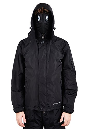 terrific value buy real search for best Location Mens Hunter Krigs Waterproof Jacket Taped Seam ...