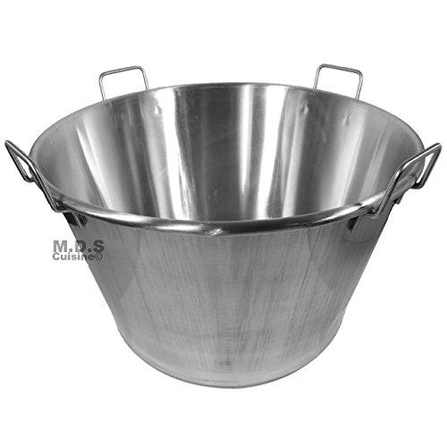 xxxl-cazo-para-carnitas-33-heavy-duty-stainless-steel-gas-stove-wok-acero-new