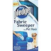 SC Johnson Pledge Fabric Sweeper for Pet Hair