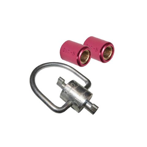 Locking Cap - (2) Rectorseal 1/4