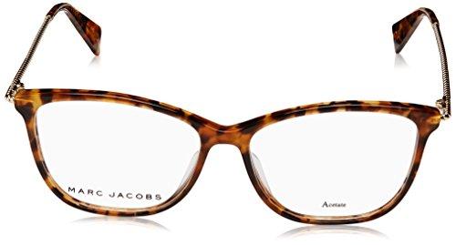 Marc 258 Jacobs Jaune Donna C9b Da Sole 52 havana Honey Oro Occhiali HqHxwd54r