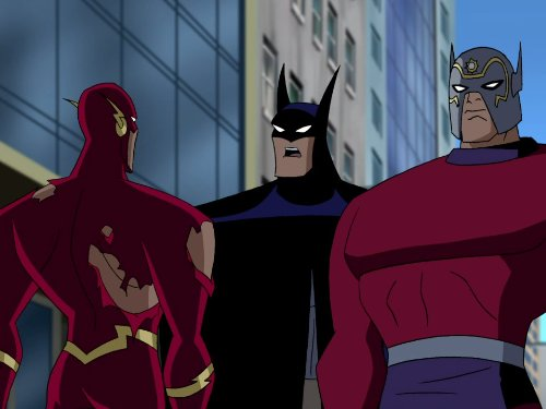Justice League Unlimited (Flash and Substance)