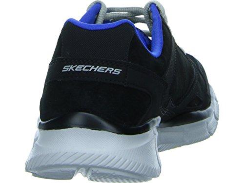 De Blk Equalizer Mujer Deporte Para Zapatillas timepiece Skechers tzAWwqFZOw