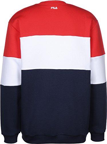 Fila Day Rojo Men T shirt wFx4qPnagp