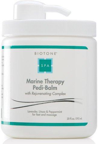 Biotone Marine Therapy Pedi-Balm avec le complexe rajeunissant - 20 oz