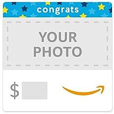 Congrats - Custom Image eGift Card