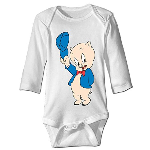 Prince Porky Pig Baby Bodysuit One Piece 12 Months
