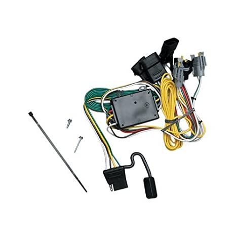 Amazon.com: Draw-e T-Connector Hitch Wiring Kit Ford ... on