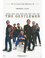 Gentlemen - Authentic Original 27x39 Rolled Movie Poster