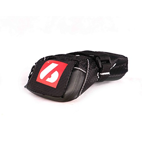 BACKPACK-06 Fahrradreifentasche, schwarz