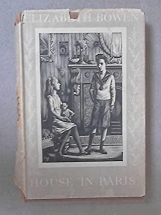 book cover of The House in Paris