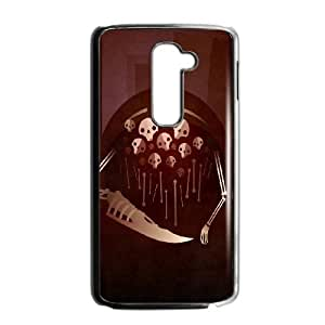 LG G2 Case Cell phone Case Dark Souls Plastic Nset Durable Cover