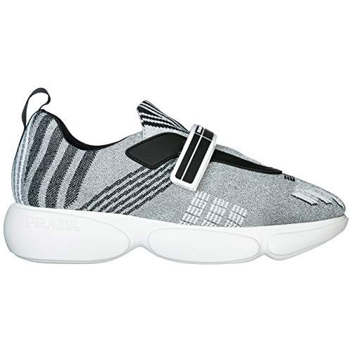 Deporte Zapatillas Cloudbust Plata Prada Zapatos De Mujer CP7Oxvqw